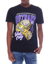 OUTRANK - Wins Only Tee-2590238