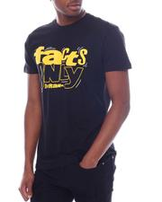 OUTRANK - Facts Only Tee-2590231