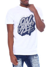 OUTRANK - On Gas Tee-2590580