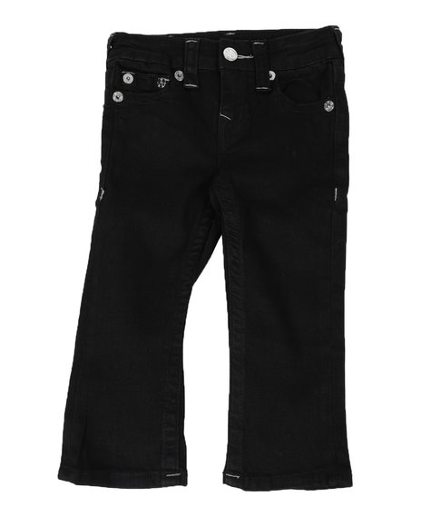 True Religion - Ricky Straight Leg Jeans (2T-4T)