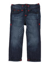 Bottoms - Geno Big T Jeans (2T-4T)-2589835