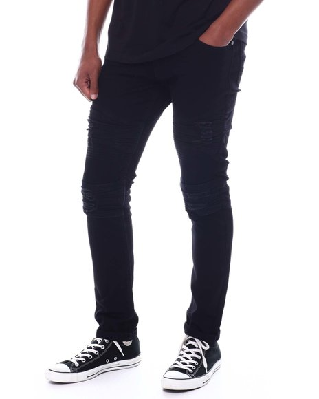 Buyers Picks - Stretch Skinny Moto Jean