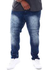 Buyers Picks - Cut & Sew Denim Jeans (B&T)-2588723
