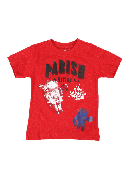 Parish - Graphic Jersey Tee (4-7)