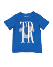 Boys - HS Taped Tee (4-7)-2588798