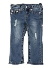 Bottoms - Geno Straight Leg Jeans (2T-4T)-2589082