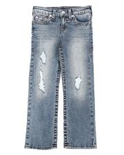 Boys - Big T Straight Jeans (4-7)-2589845