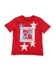 Boys - Star Stamp Tee (2T-4T)-2588839