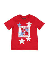 True Religion - Star Stamp Tee (4-7)-2588842