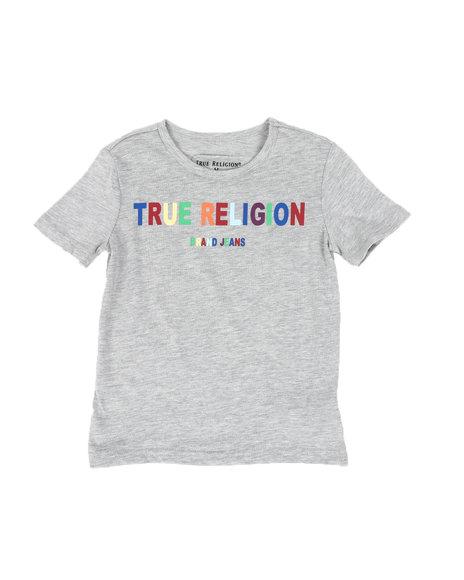 True Religion - Core Logo Tee (4-7)