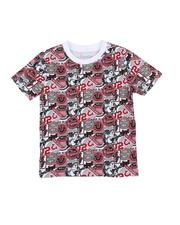 Tops - Patch Print Tee (4-7)-2588888