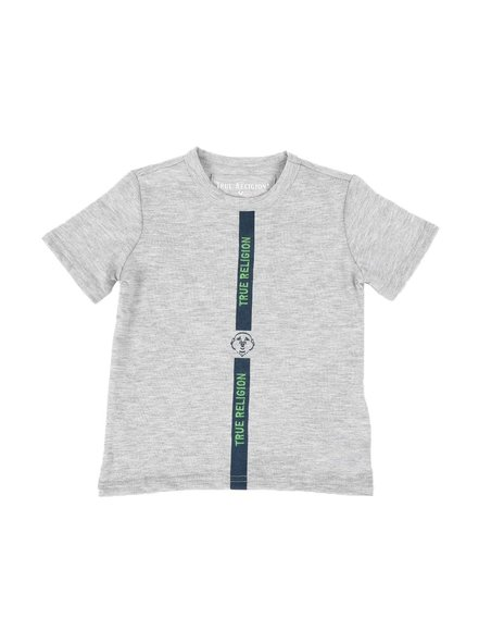 True Religion - Buddha Stripe Tee (2T-4T)