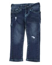 Boys - Geno Big T Jeans (2T-4T)-2588964