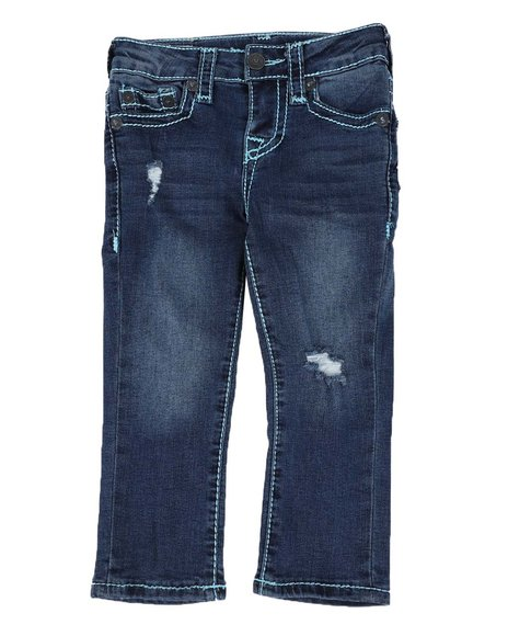 True Religion - Geno Big T Jeans (2T-4T)