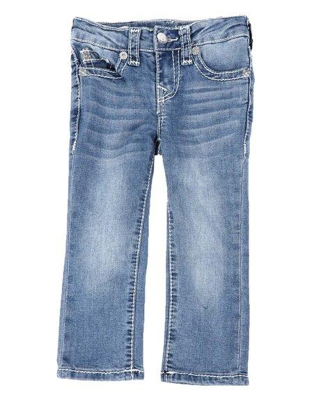 True Religion - Geno Big T Jeans (2T-4T)