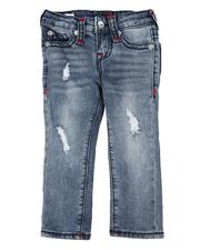 Bottoms - Geno S.E. Jeans (2T-4T)-2589094