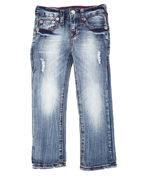 True Religion - S.E. Straight Jeans (4-7)