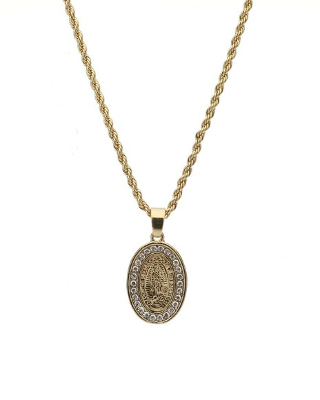 Buyers Picks - Lady Guadalupe Necklace