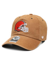 NBA, MLB, NFL Gear - Cleveland Browns Carhartt Brown Strapback Hat-2591128