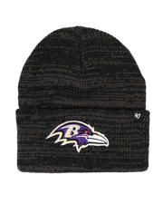 '47 - Baltimore Ravens Brain Freeze Cuff Knit Beanie-2591597