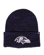 '47 - Baltimore Ravens Brain Freeze Cuff Knit Beanie-2591604