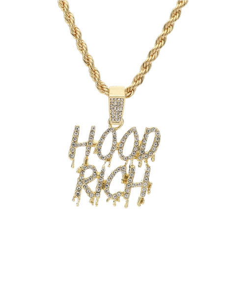 Buyers Picks - Hood Rich Chain Necklace