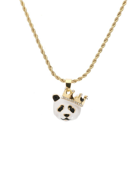 Buyers Picks - Savage Panda Necklace