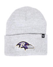 '47 - Baltimore Ravens Brain Freeze Cuff Knit Beanie-2591620
