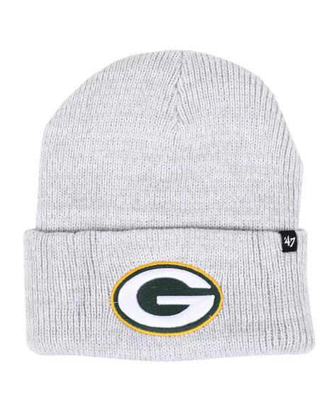'47 - Green Bay Packers Brain Freeze Cuff Knit Beanie