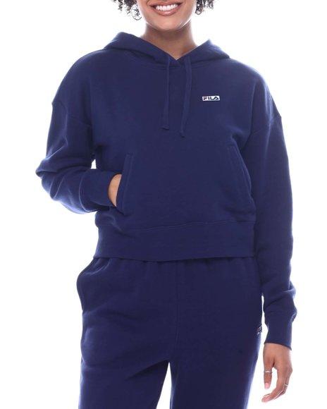 Fila - Marina Ultimate Fleece Hoodie