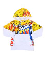 Born Fly - Printed Popover Hoodie (4-7)-2589944