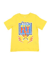 Tops - Born Fly Graphic Tee (4-7)-2589964