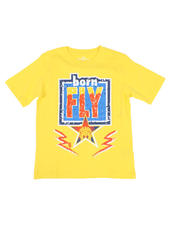 Born Fly - Born Fly Graphic Tee (8-20)-2589969