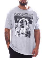 Men - NASA Astro On The Moon T-Shirt (B&T)-2592188
