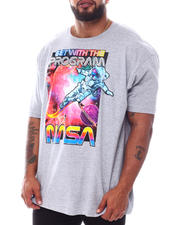 Akademiks - NASA Flying Astro T-Shirt (B&T)-2592218