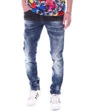 Jeans - Color Block Vintage Jean-2593239