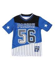 Parish - Color Block Cut & Sewn Tee (8-20)-2588775