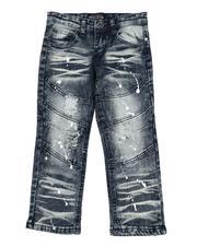 Parish - Rip & Repair Jeans (4-7)-2592745