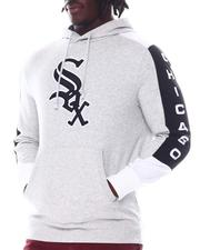 Mitchell & Ness - CHICAGO WHITE SOX Fusion Fleece Hoodie-2594021