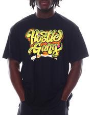Hustle Gang - Burner Hustle T-Shirt (B&T)-2594187