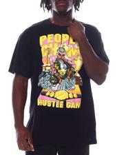 Hustle Gang - Peoples Champ T-Shirt (B&T)-2594216