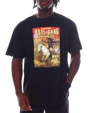 Hustle Gang - HSTL Adventure T-Shirt (B&T)-2594231
