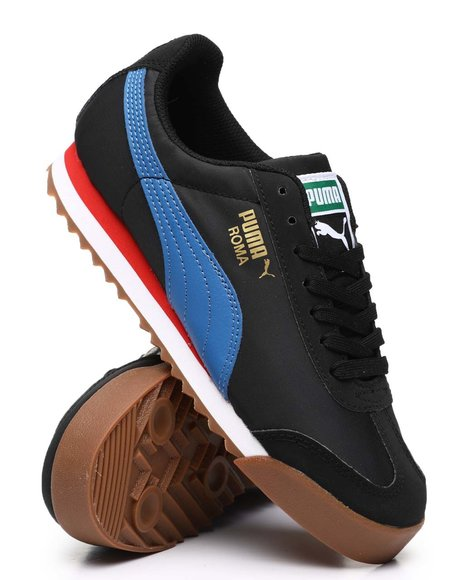 Puma - Roma Basic Summer Jr. Sneakers (4-7)