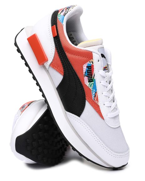 Puma - Future Rider Intl Game Sneakers (4-7)