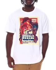 Hustle Gang - Born To Hustle T-Shirt (B&T)-2594220