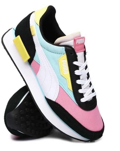 Puma - Future Rider Play On Sneakers (4-7)