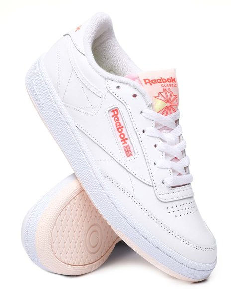 Reebok - Club C Retro Sport Sneakers