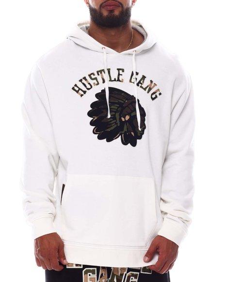 Hustle Gang - Coldest Hoodie (B&T)