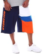 Rocawear - Dynamics Colorblock Shorts (B&T)-2594103