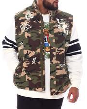 Outerwear - Numb Camo Vest (B&T)-2594282